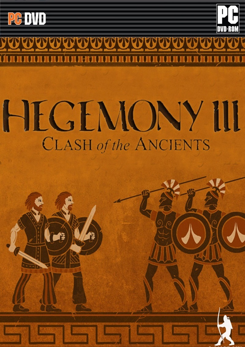Hegemony III Clash of the Ancients ( 1 DVD )