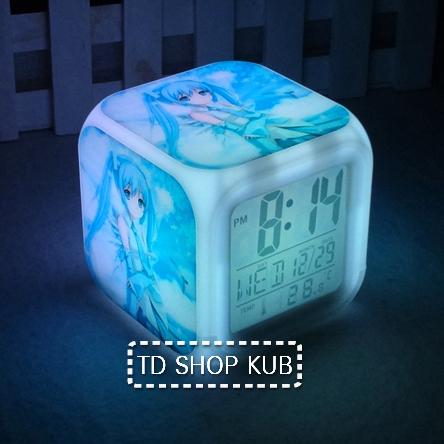 นาฬิกา LED Hatsune Miku