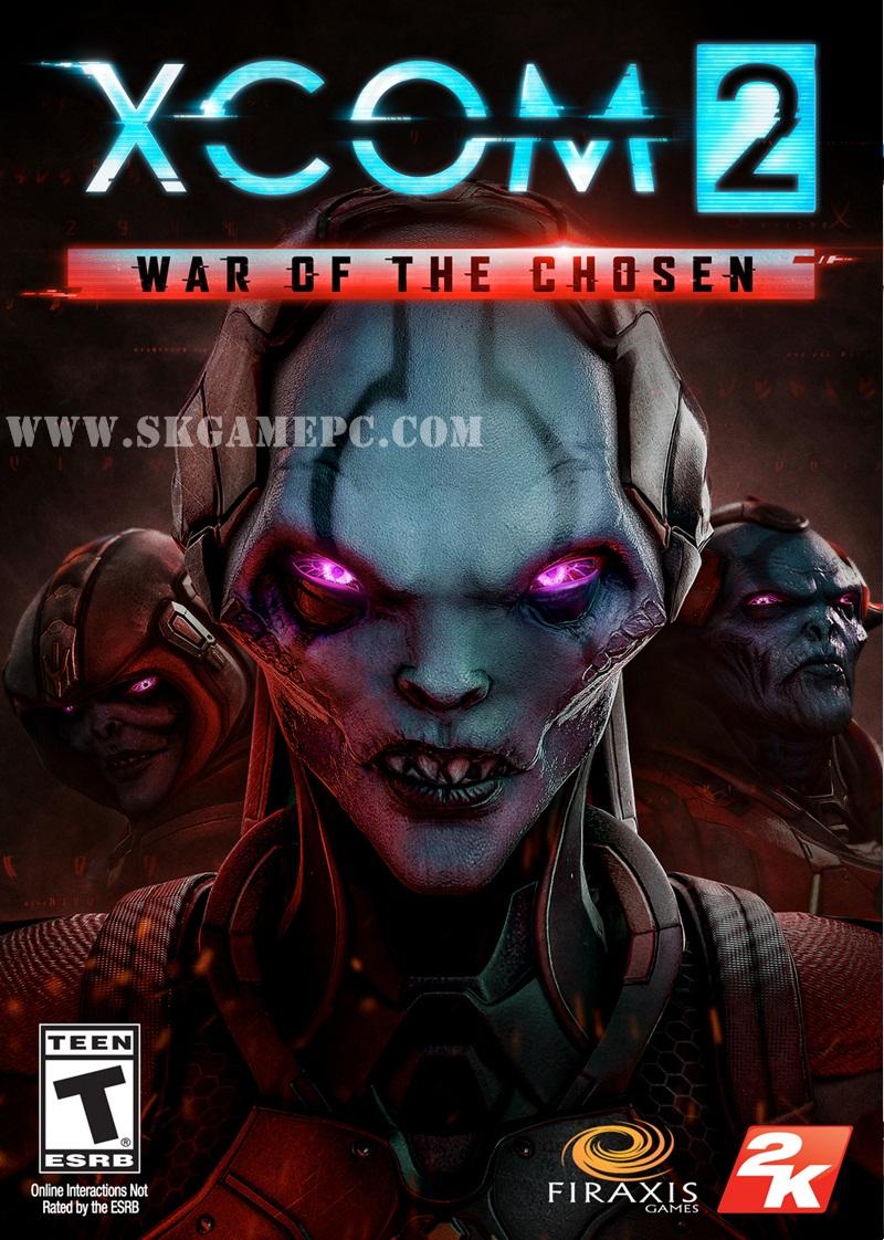 XCOM 2 War of the Chosen ( 15 DVD )
