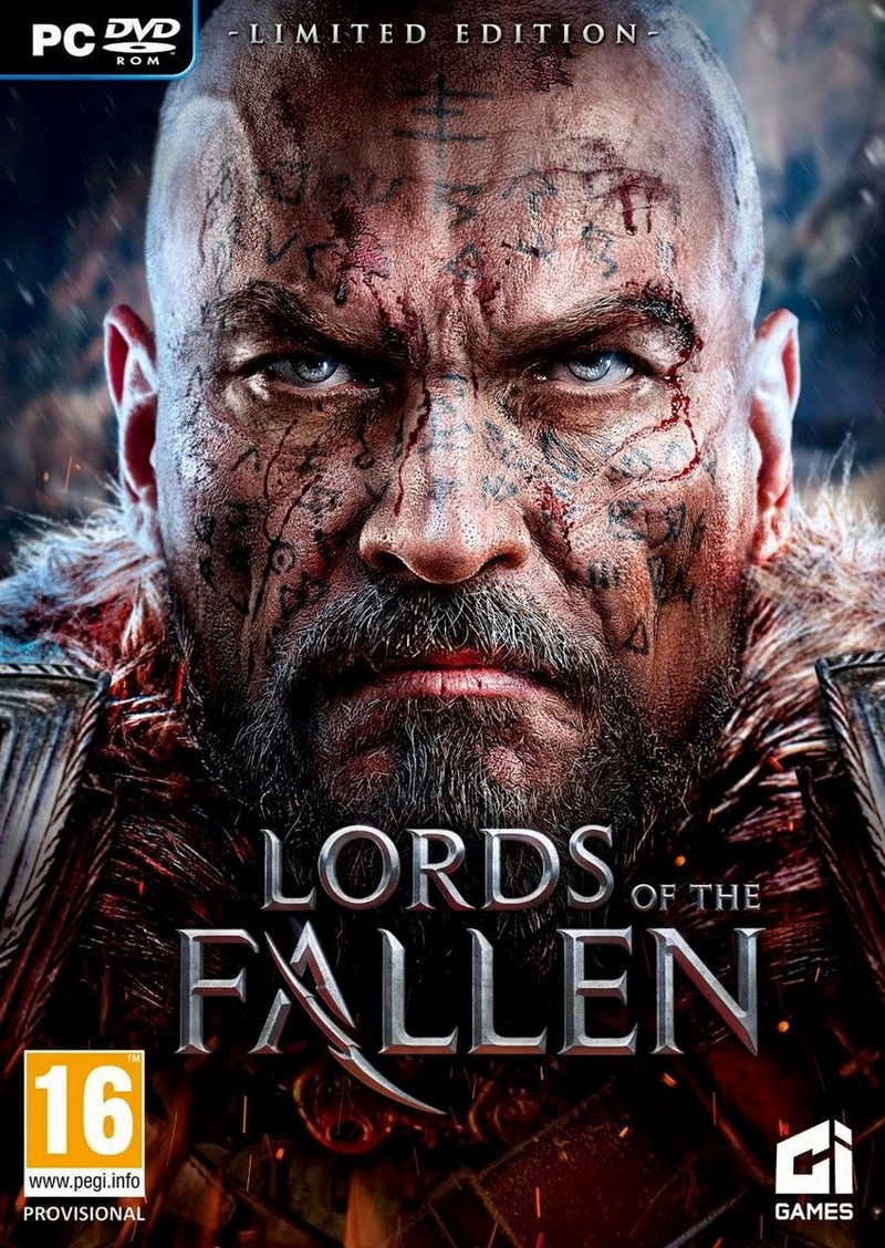Lords of the Fallen ( 4 DVD )