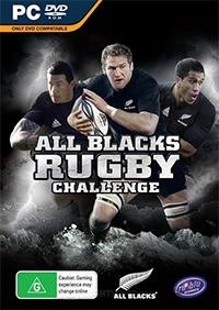 Rugby Challenge 2 ( 1 DVD )