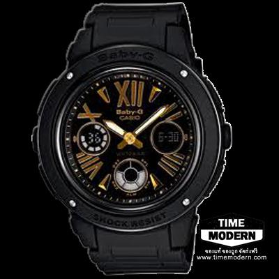 นาฬิกา Casio Baby-G standard Ana-Digi รุ่น BGA-153-1BDR