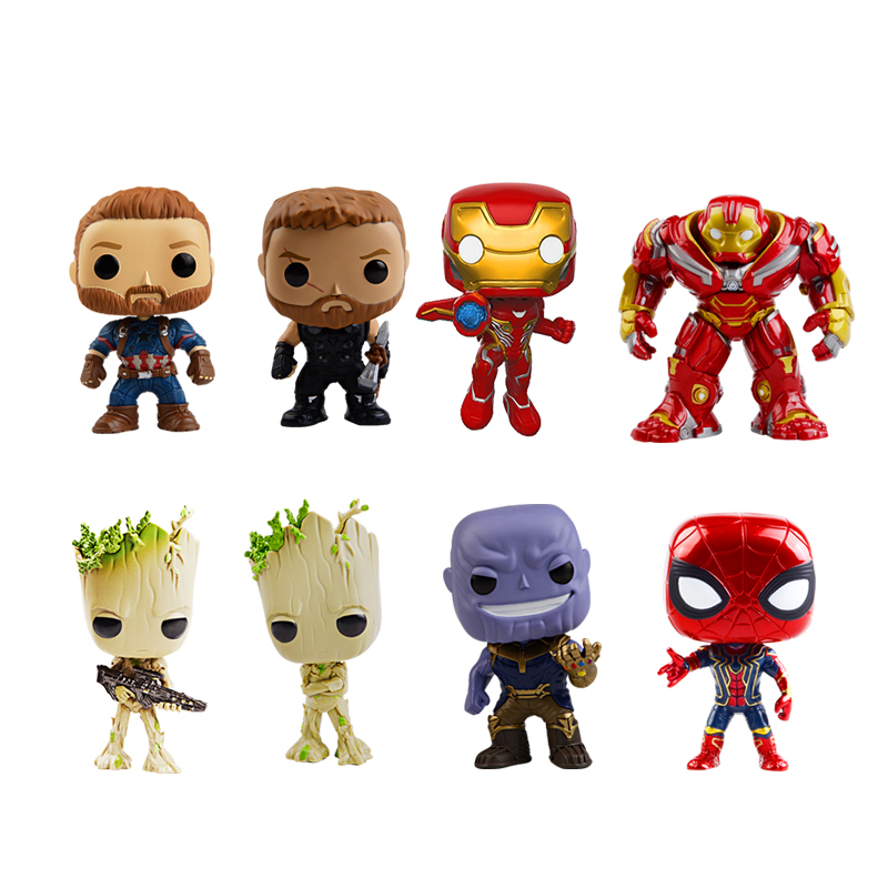 POP FUNKO - Avengers: Infinity War (มีให้เลือก 8 แบบ)