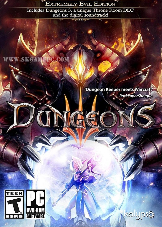Dungeons 3 ( 1 DVD )