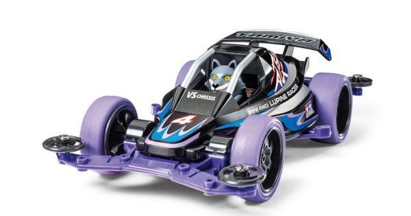 JR Lupine Racer - VS Chassis