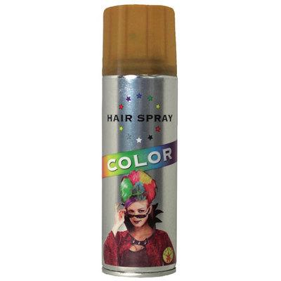 Fiaro Hair Color Spray Gold สเปรย์เปลี่ยนสีผมรายวันสีทองคุณภาพจากประเทศญี่ปุ่นไม่มีสารเคมีติดทนทั้งวันล้างออกง่าย