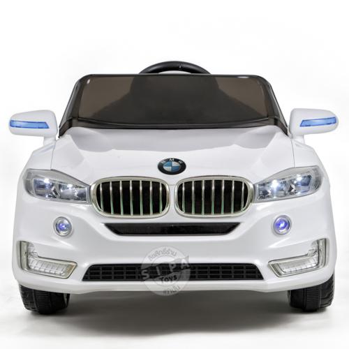 รถแบต BMW รุ่น LN1128 สีขาว
