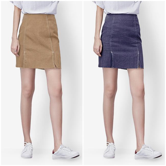 กระโปรง Slim Skirt Tide