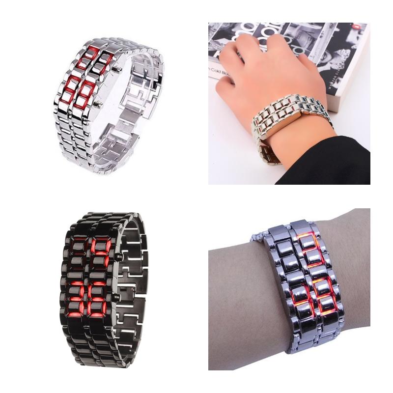 นาฬิกาสำหรับผู้หญิง Lava LED Samurai