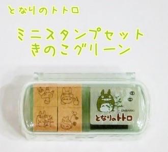 ชุดตรายาง My Neighbor Totoro 4