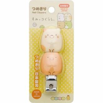 กรรไกรตัดเล็บ Sumikko Gurashi แมว-ทงคัตสึ